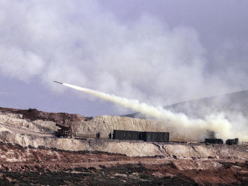 Bild zu Türkische Offensive in Syrien