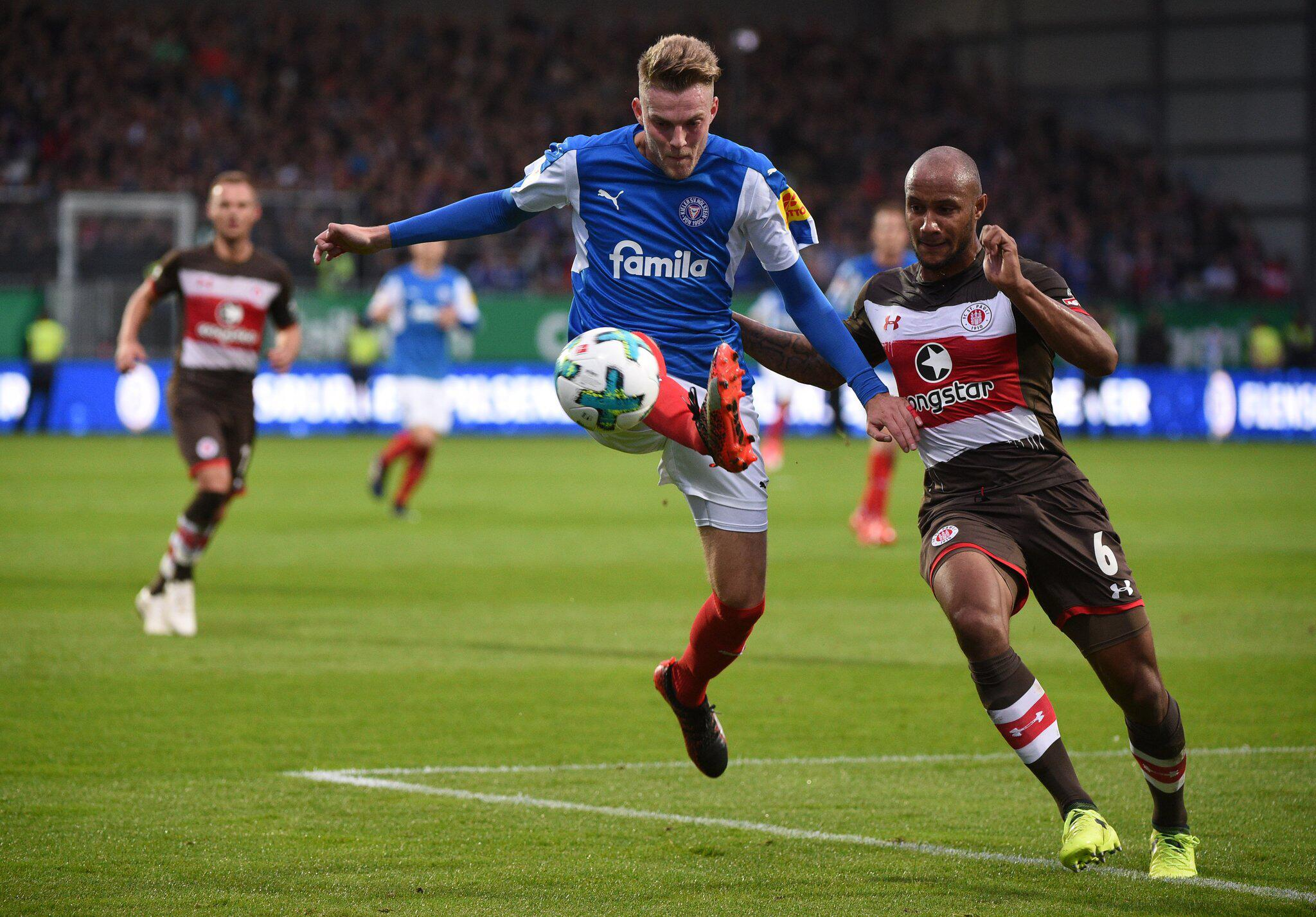 Holstein Kiel 2 Liga