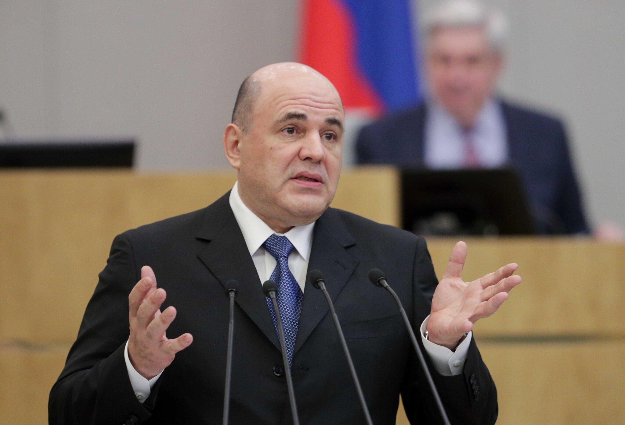 Bild zu Russisches Parlament bestätigt neuen Ministerpräsidenten