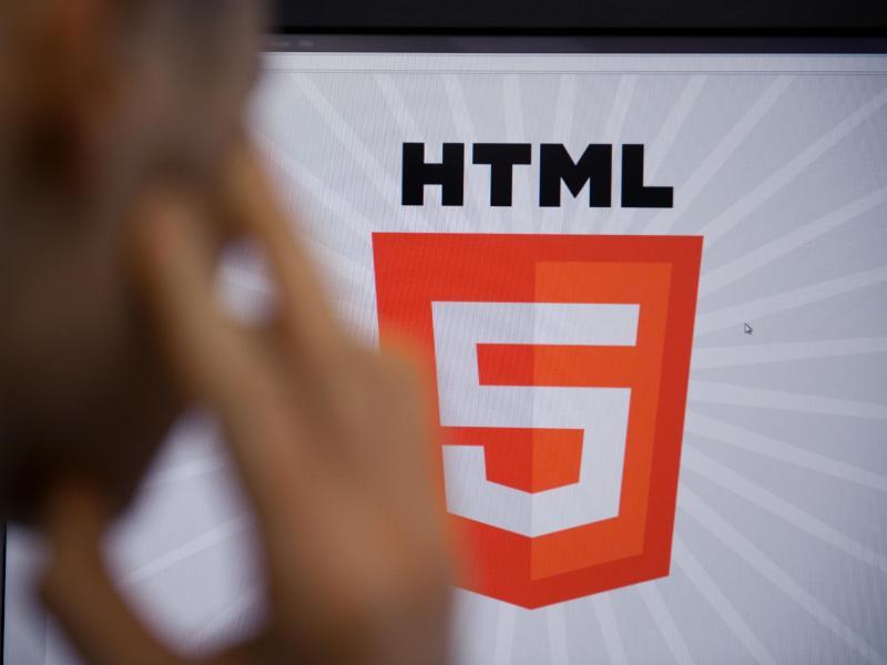 Bild zu HTML 5