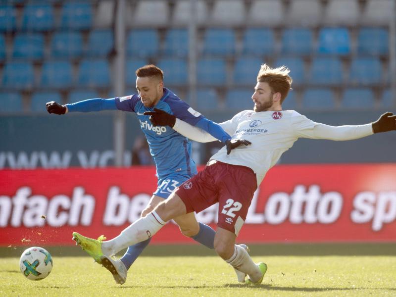 Bild zu VfL Bochum - 1. FC Nürnberg