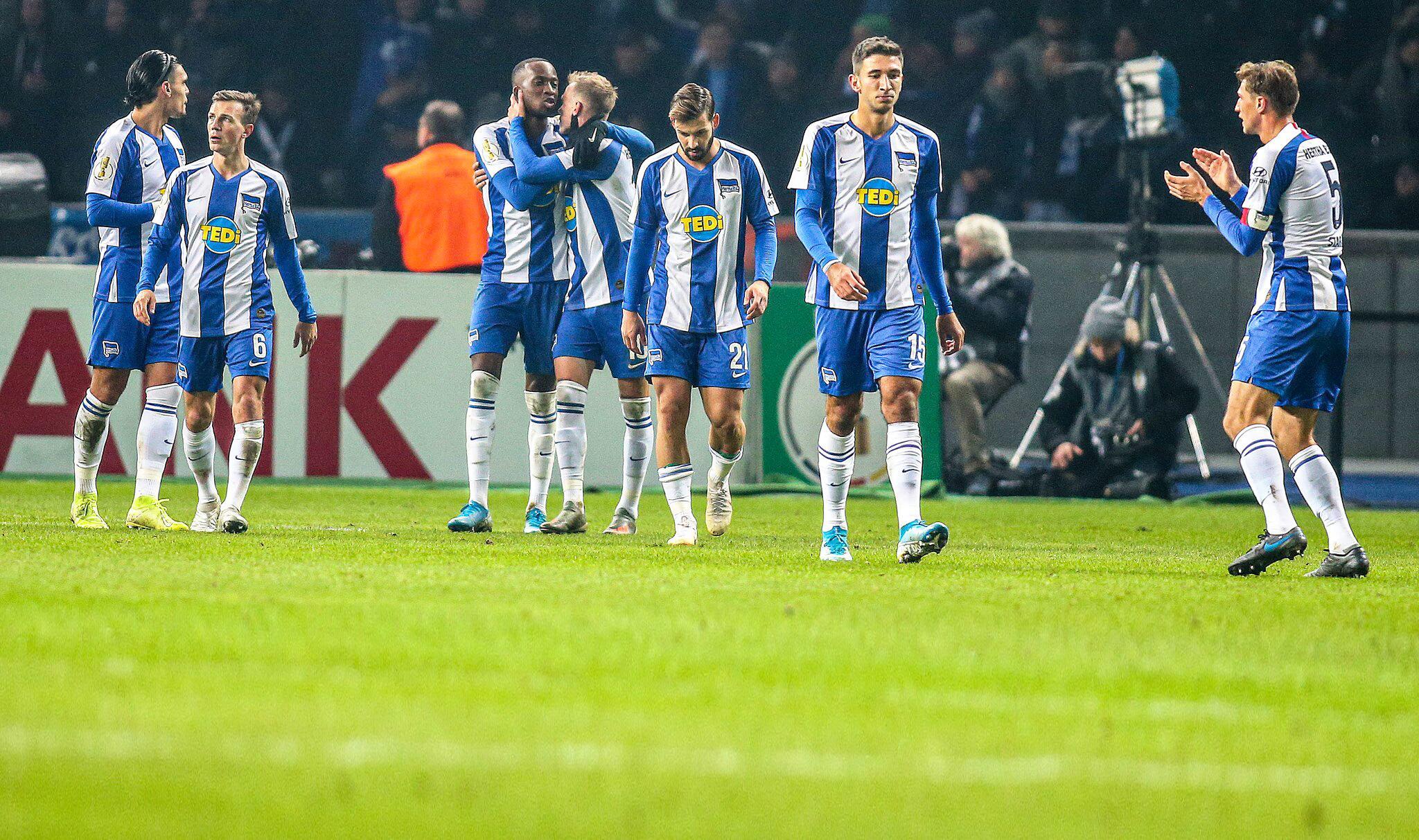 Bild zu Hertha BSC - Dynamo Dresden