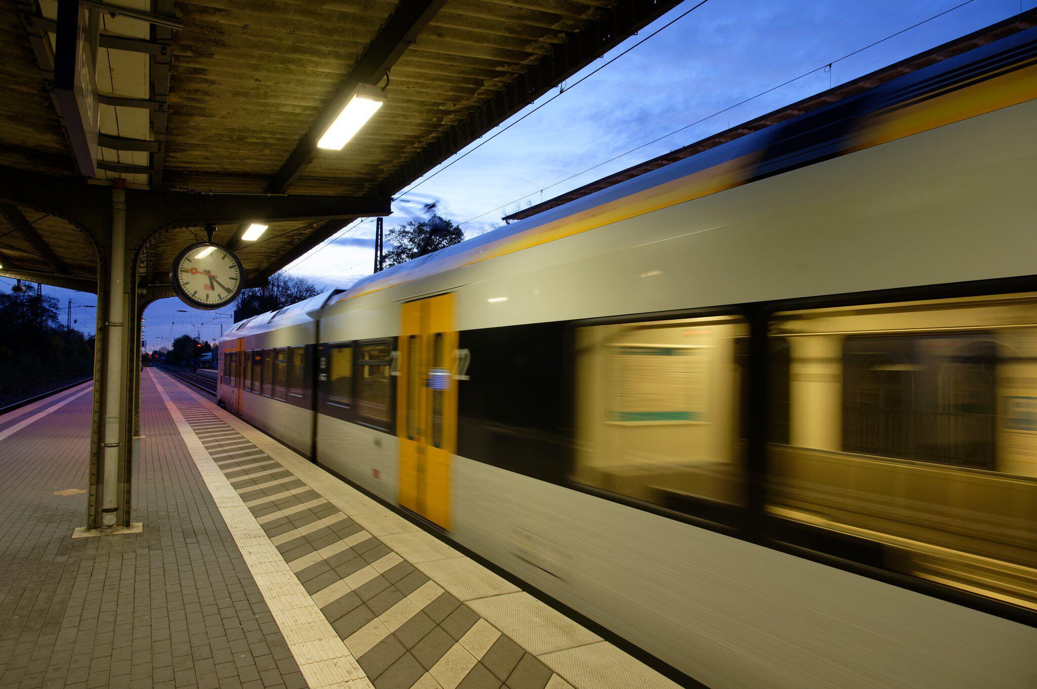 Bild zu Bahnhof Kamen