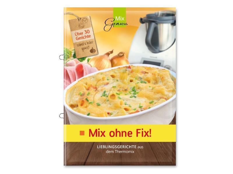 Bild zu «Mix ohne Fix»