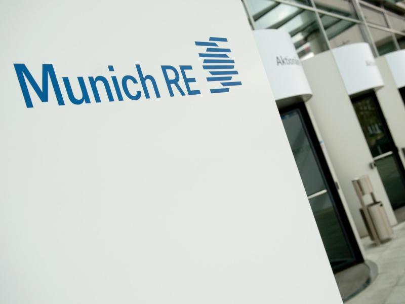 Bild zu Rückversicherer Munich Re