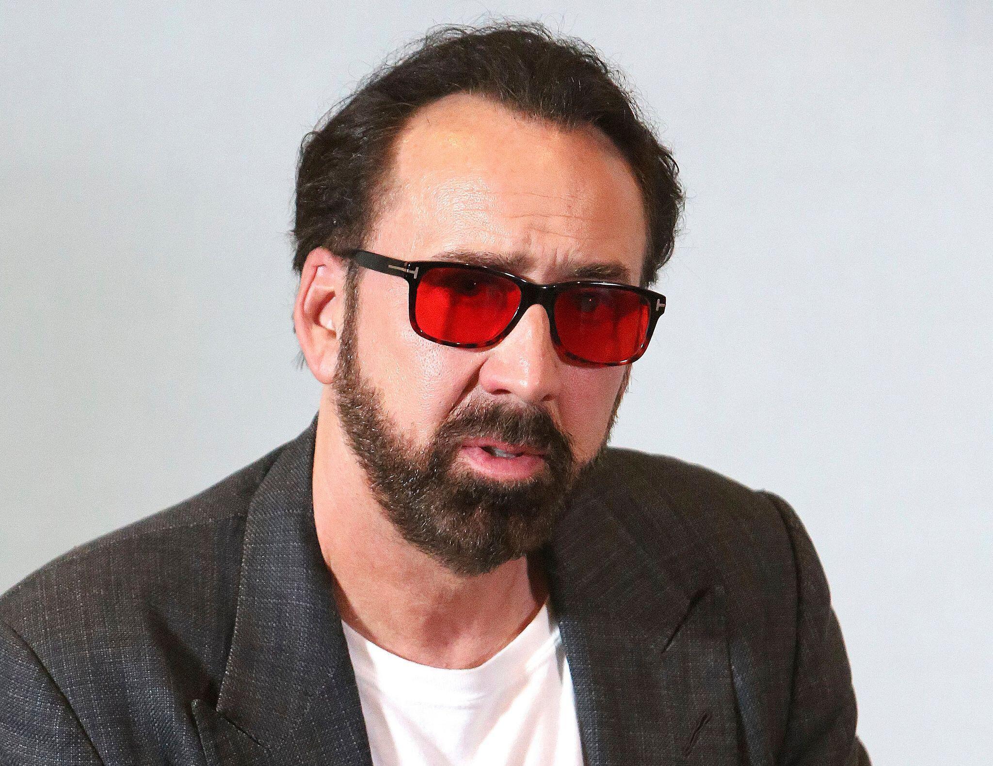 Bild zu Nicolas Cage