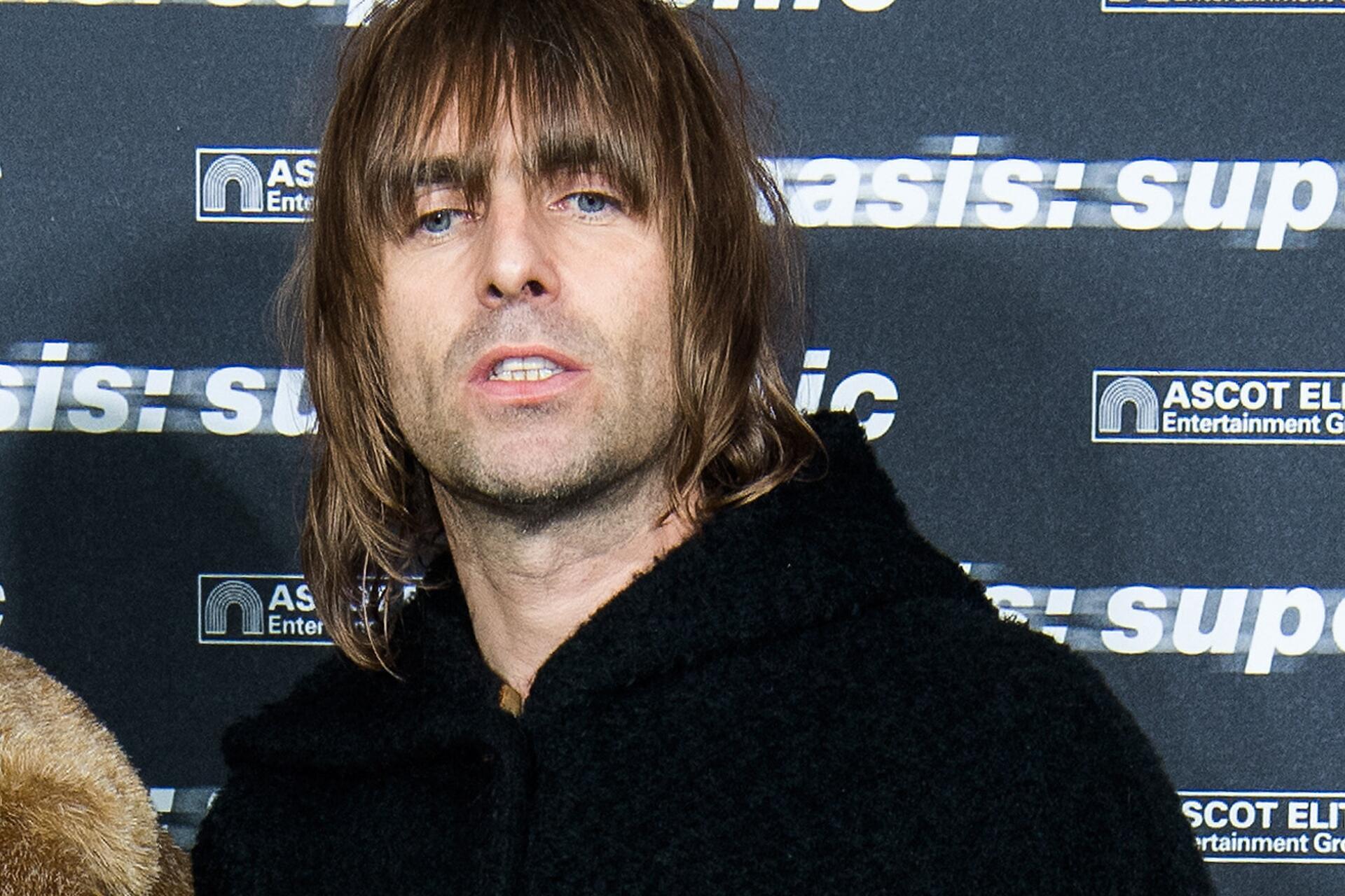 Bild zu Liam Gallagher, Oasis, Smartphones