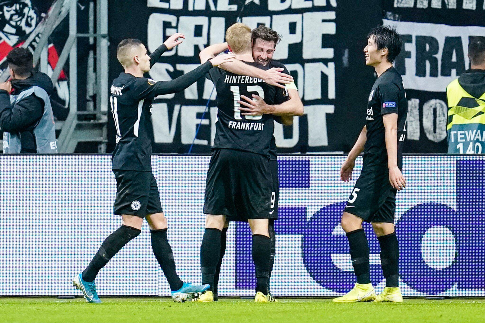 Bild zu Eintracht Frankfurt - Standard Lüttich