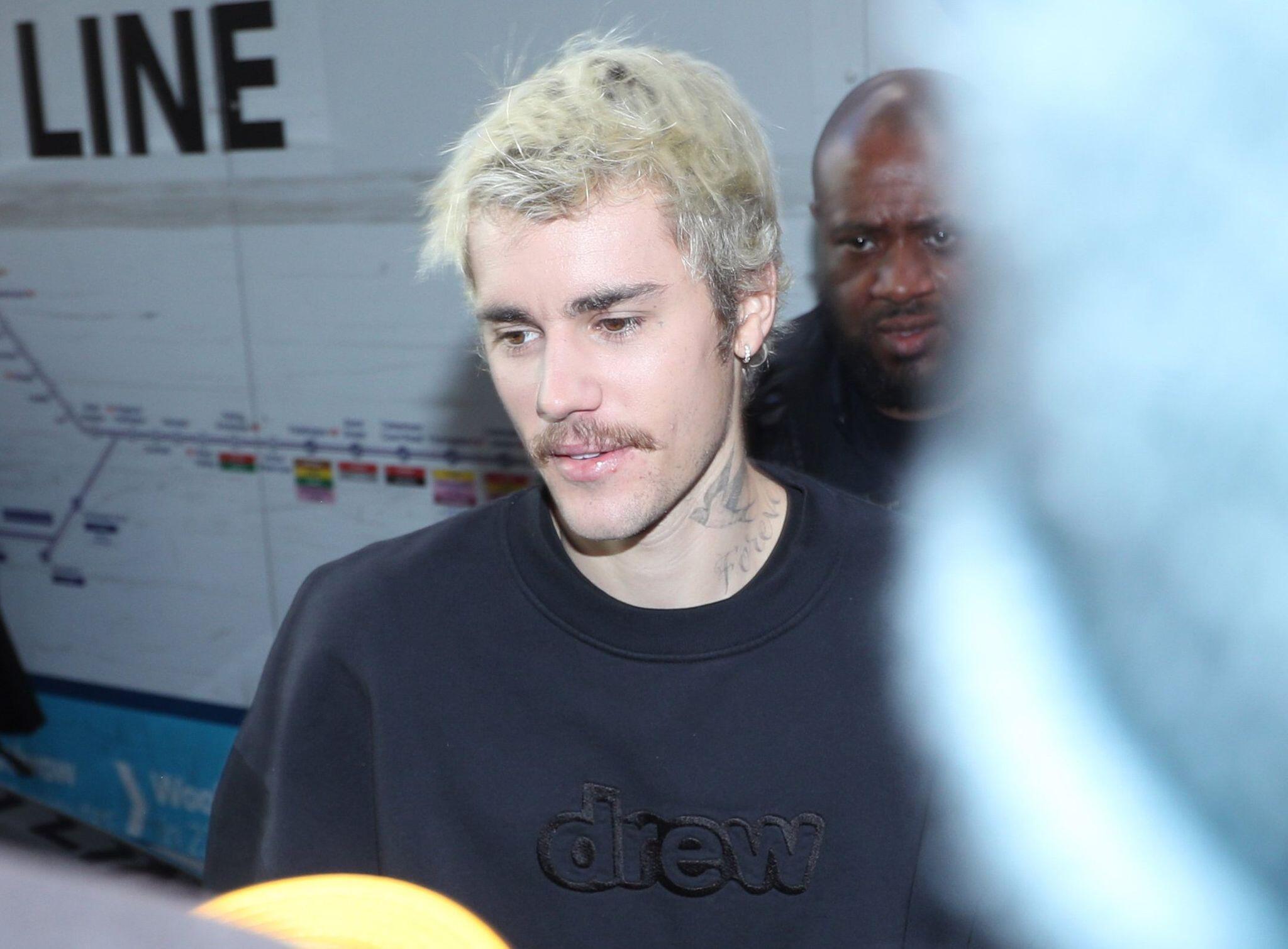 Bild zu Sänger Justin Bieber