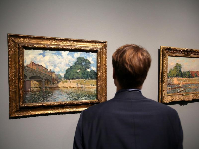 Bild zu Von Dürer bis van Gogh