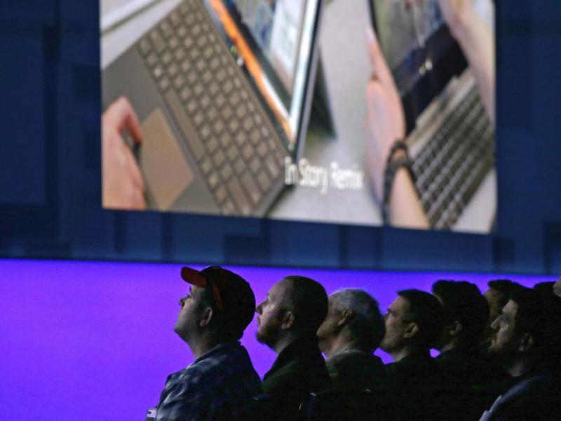 Bild zu Microsoft Build 2017