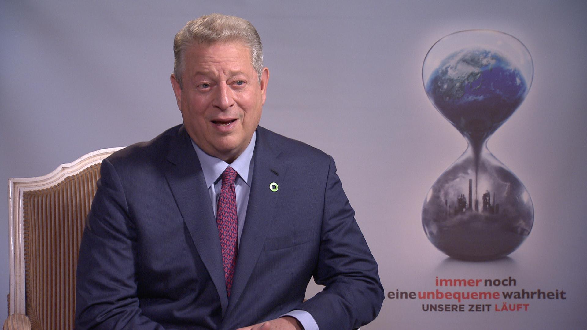 Bild zu Al Gore, Interview, Film, Donald Trump, Klimawandel