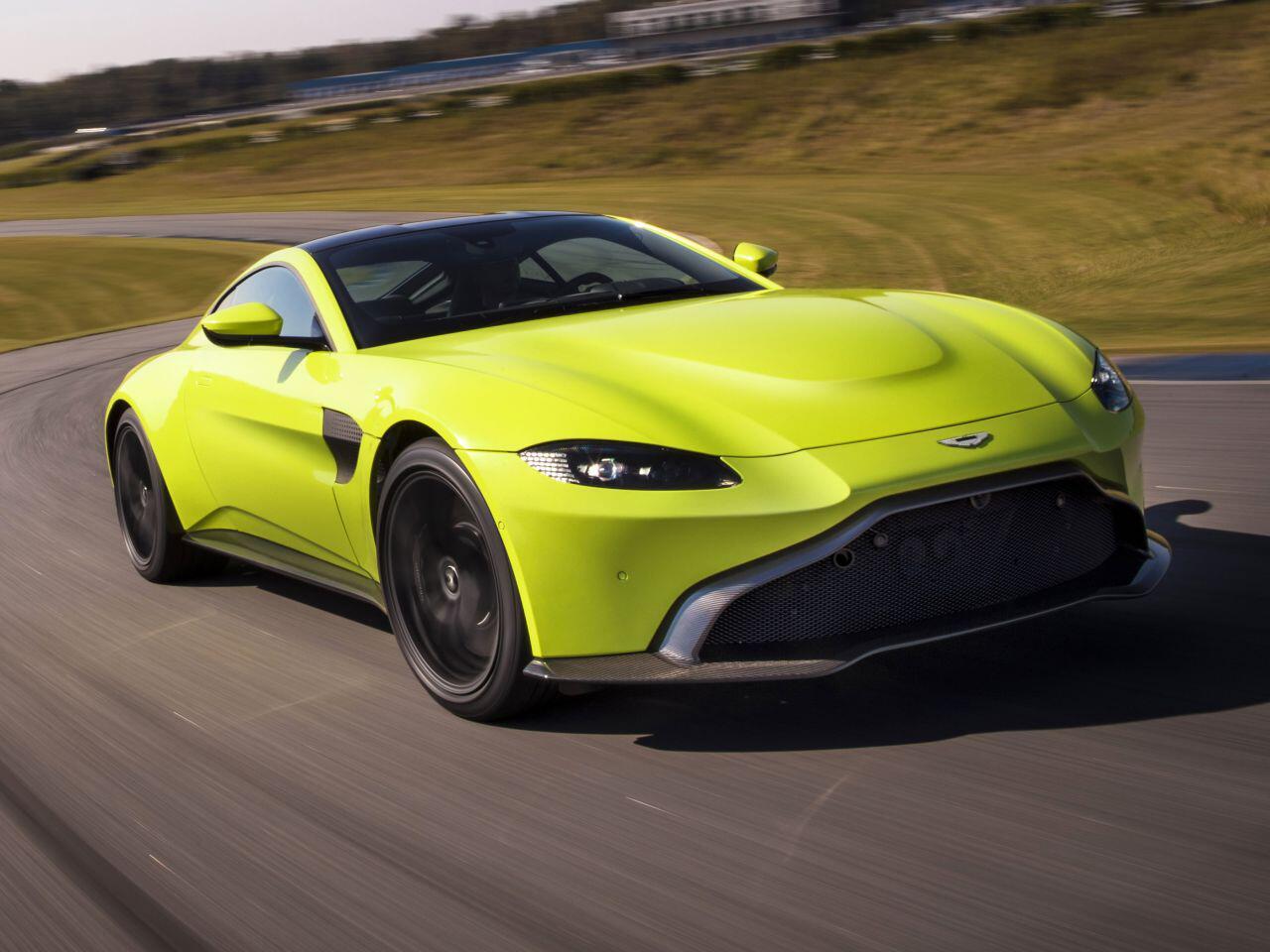 Bild zu Sportwagen-Highlights 2018: Diese PS-Kracher scharren schon mit den Hufen