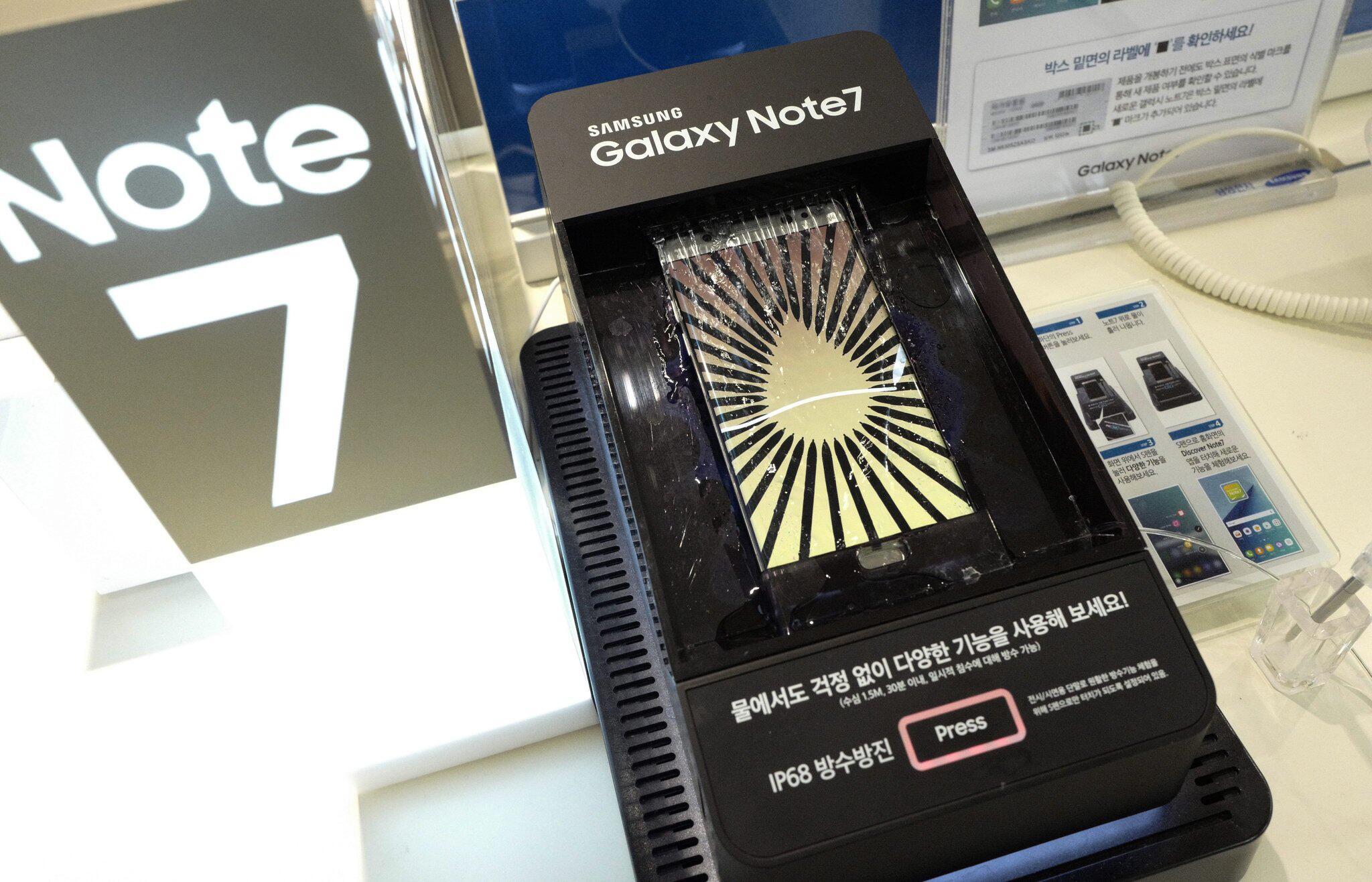 Bild zu Galaxy Note 7