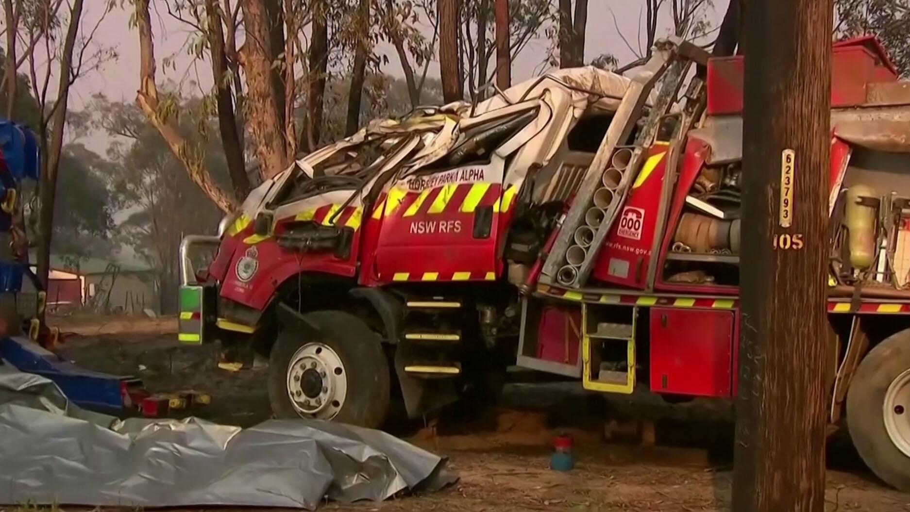 Bild zu Feuerwehreinsatz endet tödlich