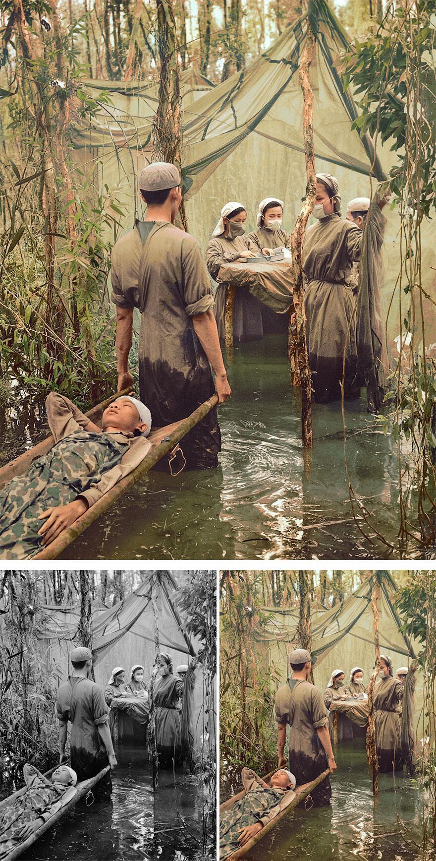 Bild zu Vietnamkrieg, Opfer