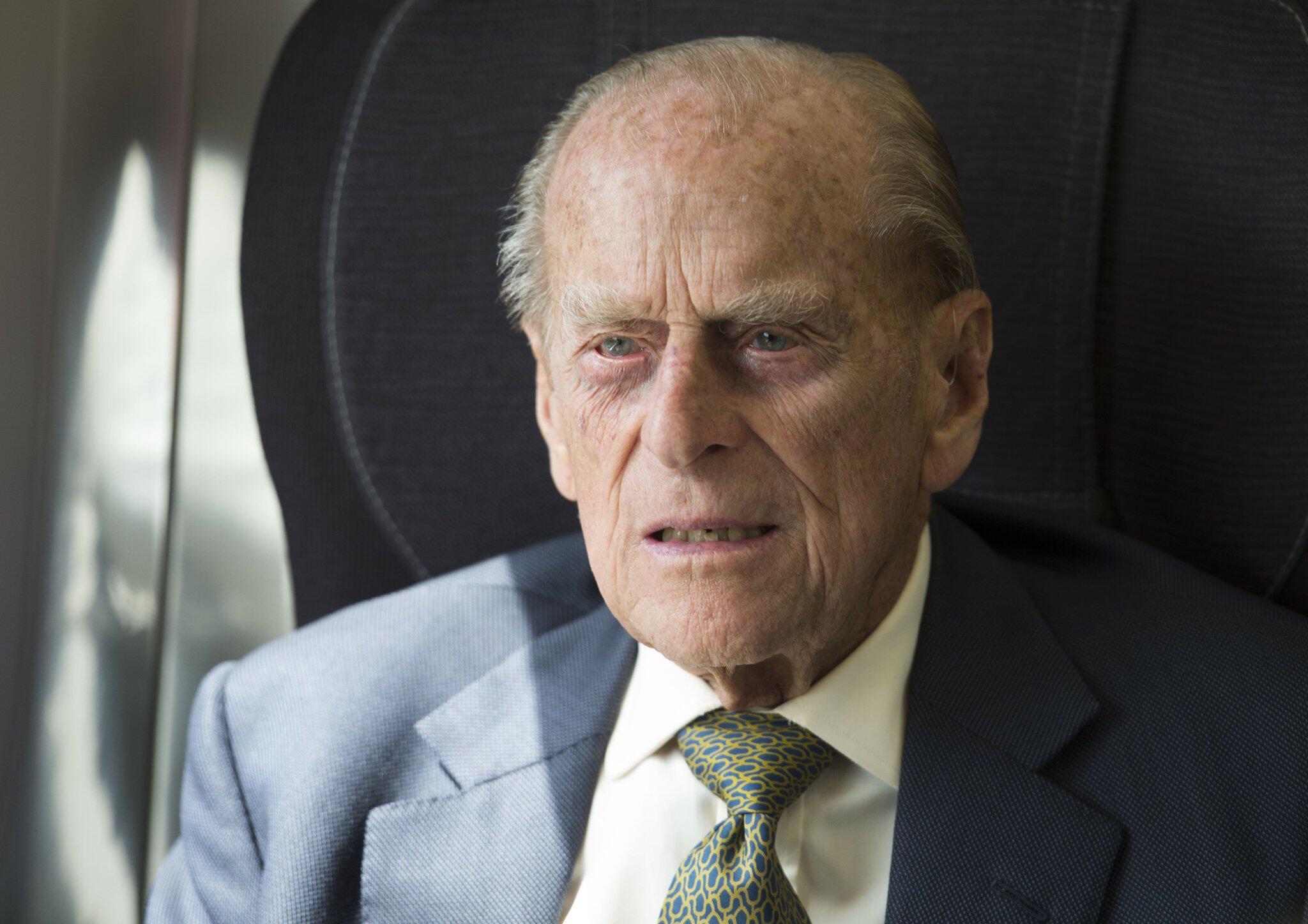 Bild zu Prinz Philip von Grossbritannien