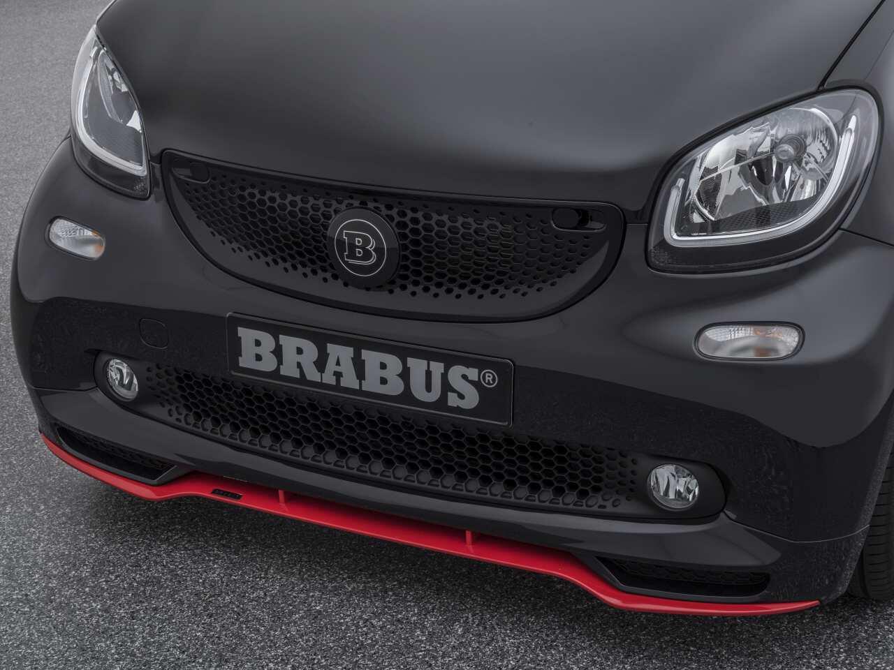 "Bild zu Brabus Smart ""125R"""