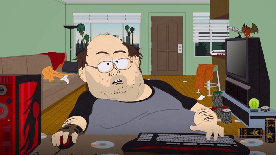 World of Warcraft, South Park, Guy, WoW, Corona, Covid, Cosplay, Jarod Nandin,