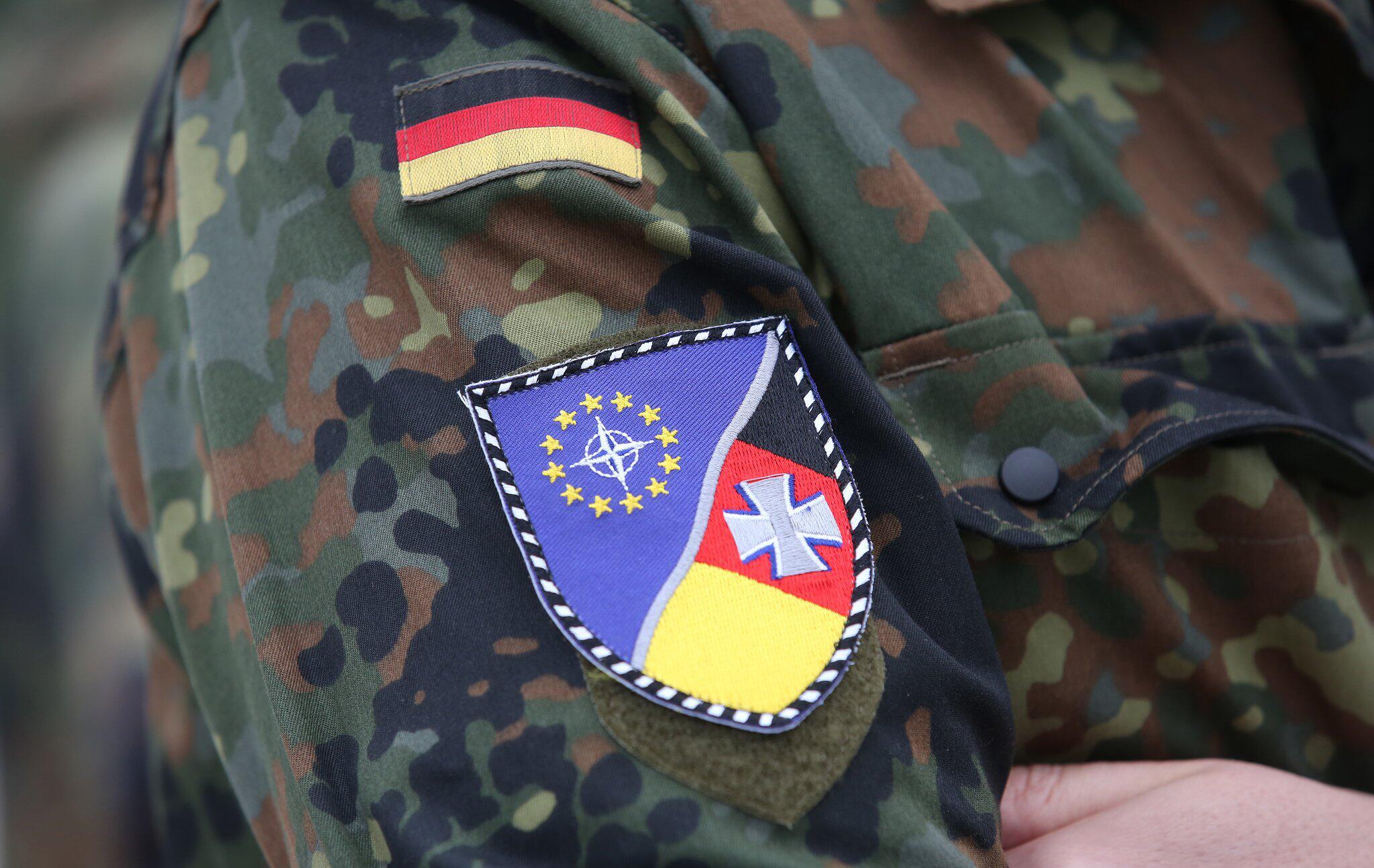 Bild zu Media Day at the Bundeswehr