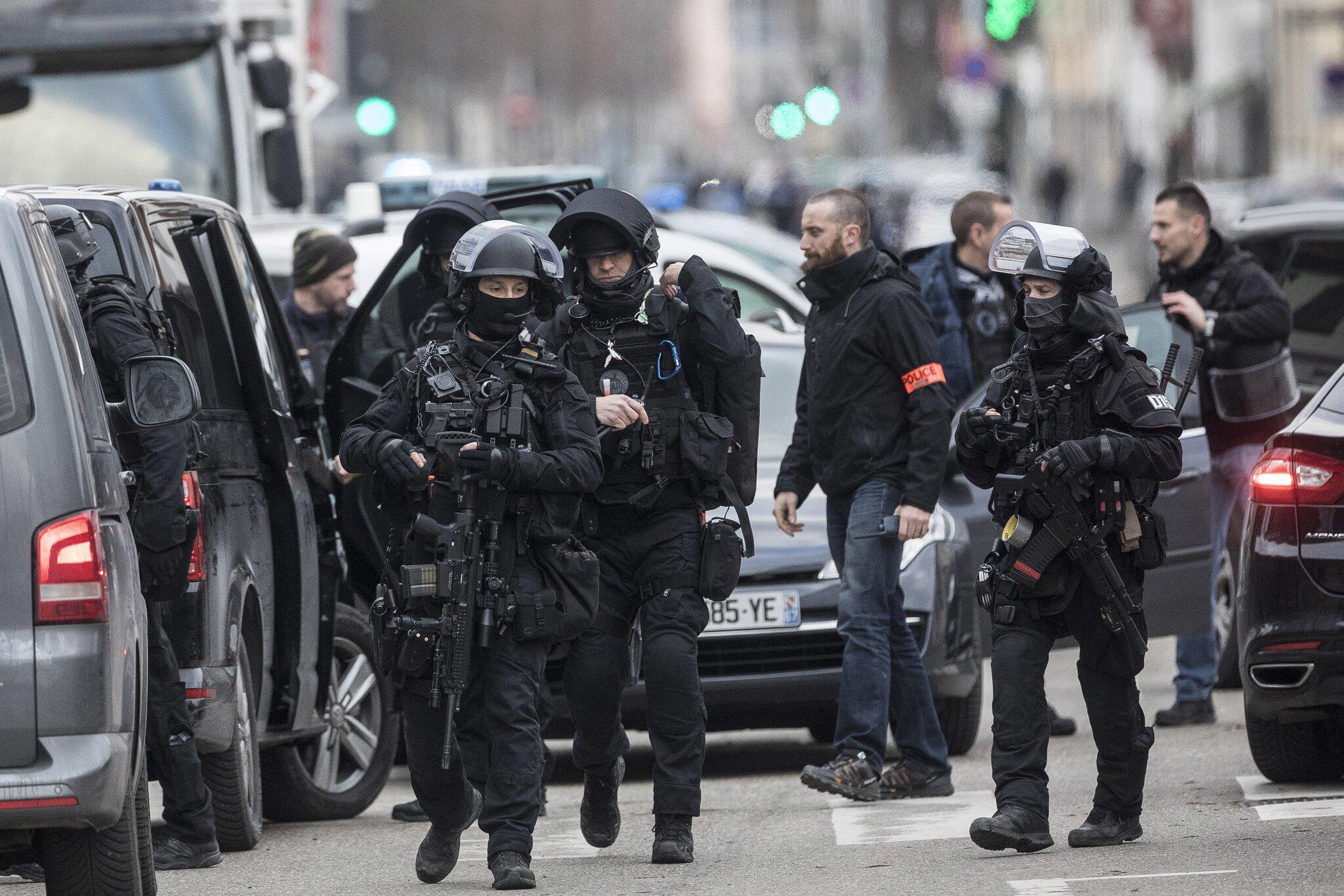 Bild zu Nach Anschlag in Strassburg