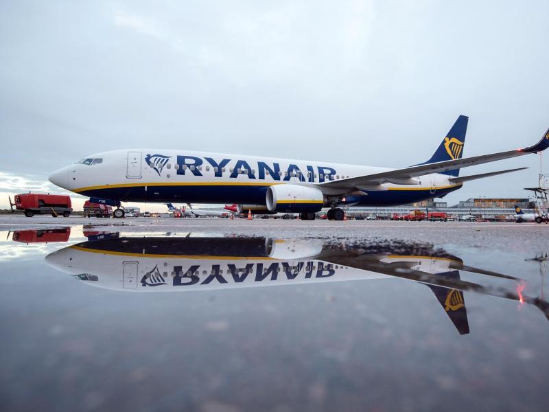 Bild zu Ryanair streicht Flüge