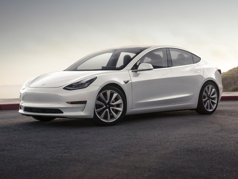 Bild zu Das neue Tesla Model 3: Alle Infos und alle Bilder zum Erfolgsmodell