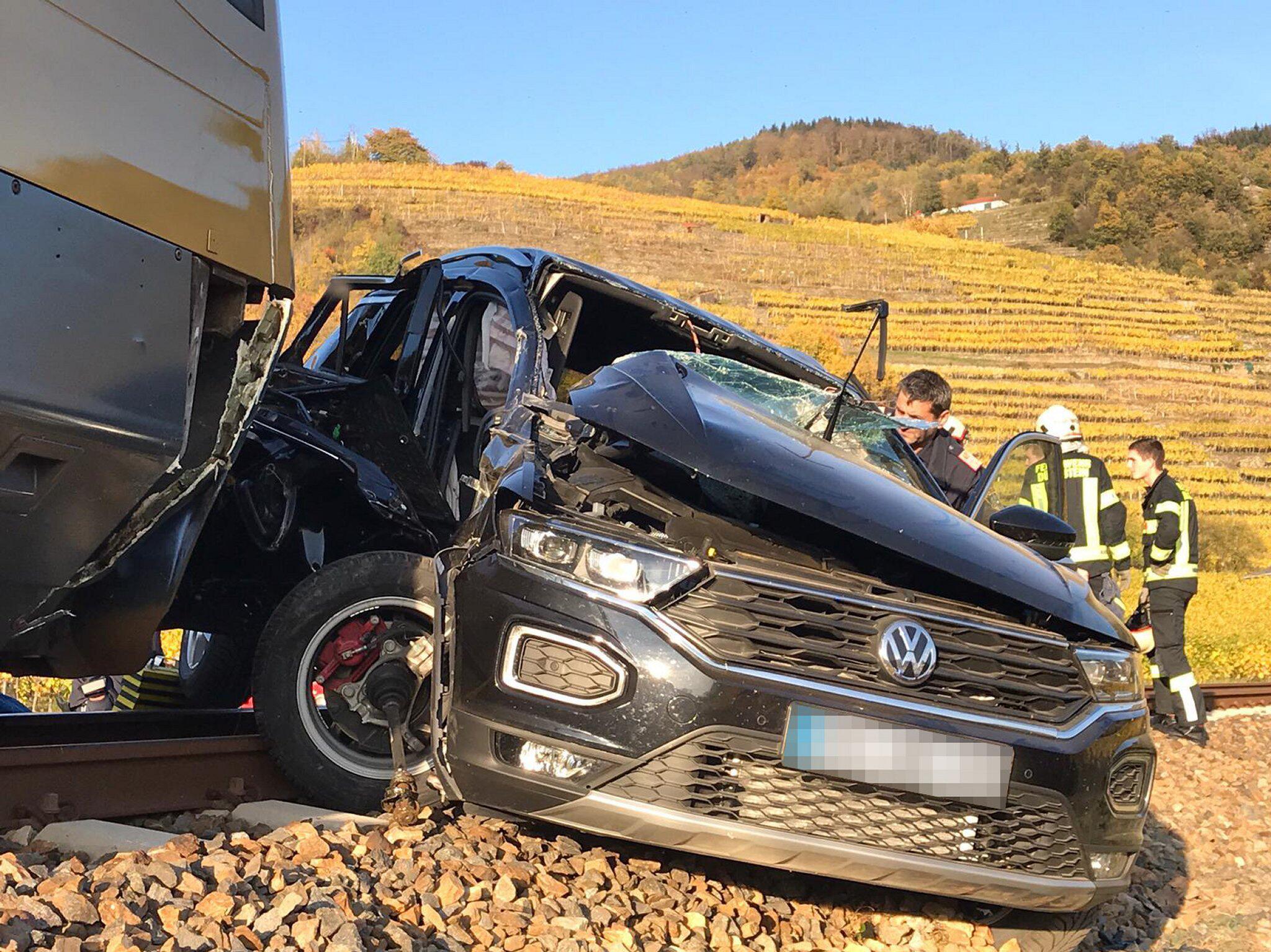 Bild zu Unfall in Österreich