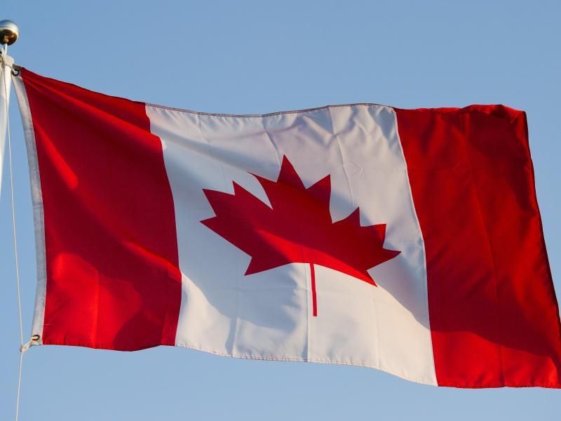 Bild zu Kanadische Flagge