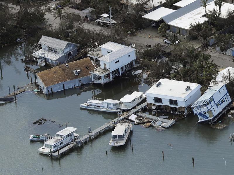 """Bild zu Nach Hurrikan """"Irma"""""""