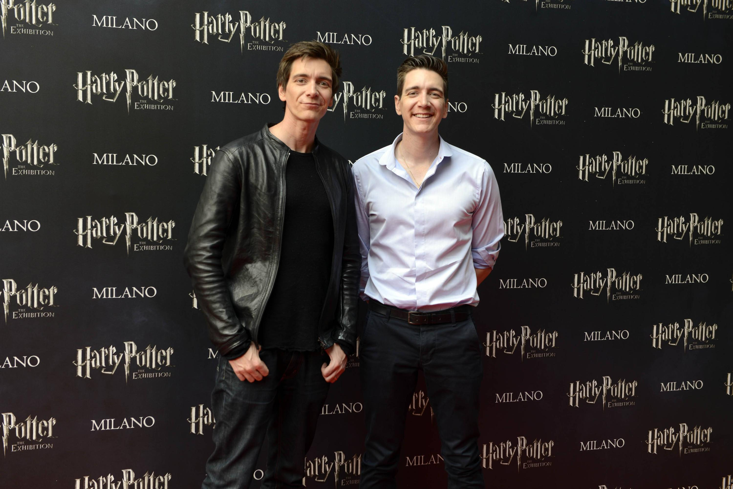 Bild zu Oliver Phelps, James Phelps