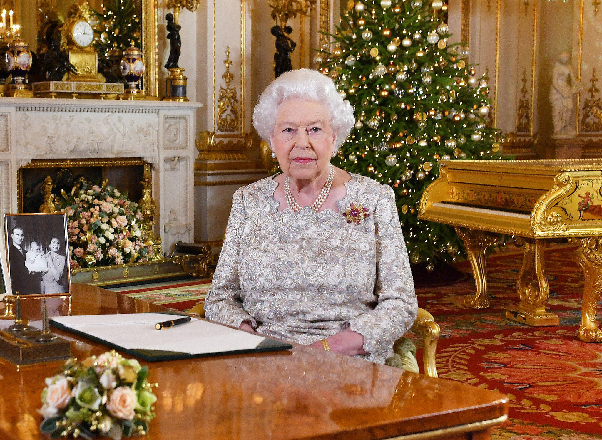 Bild zu Weihnachtsansprache von Queen Elisabeth