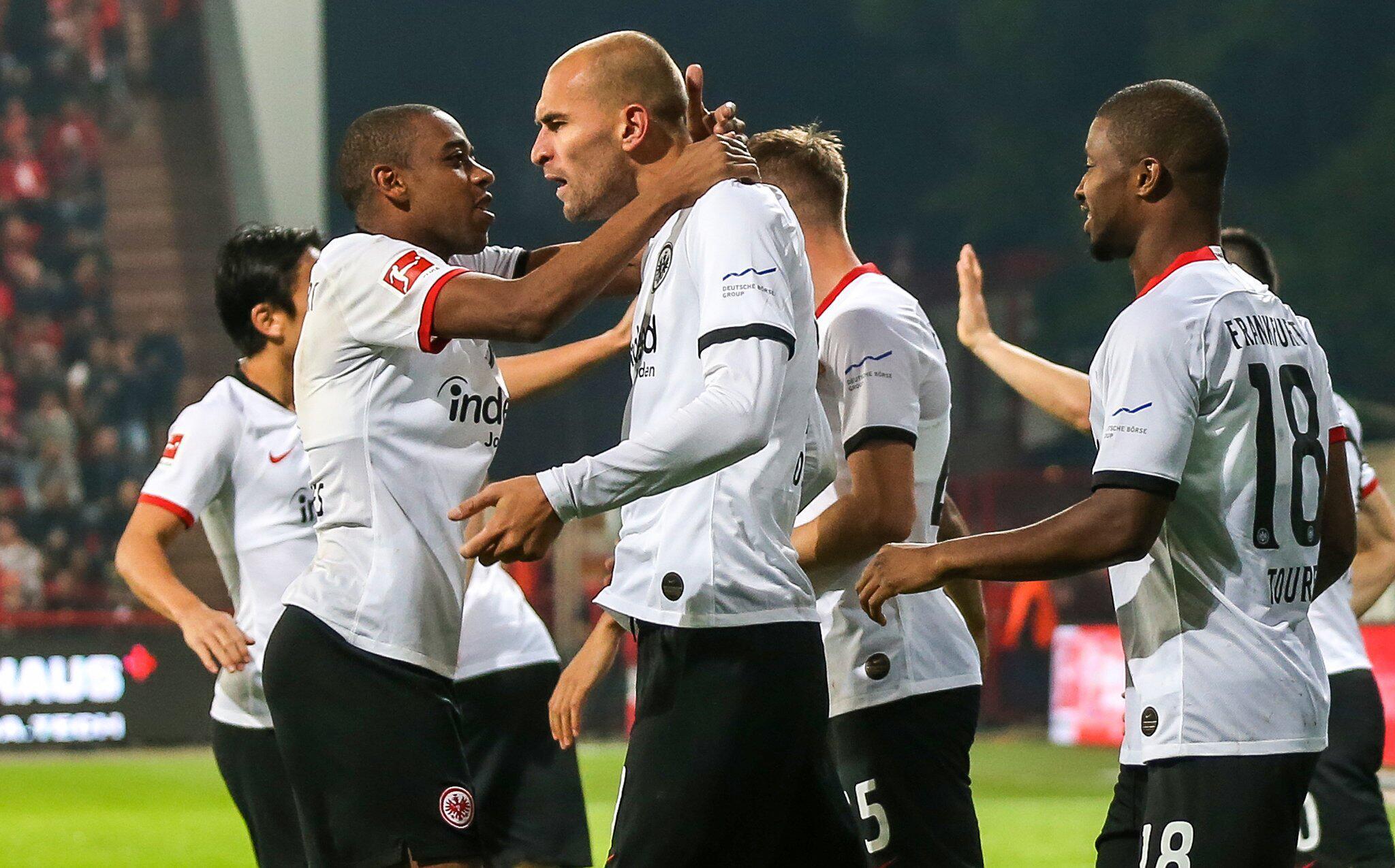 Bild zu 1. FC Union Berlin - Eintracht Frankfurt
