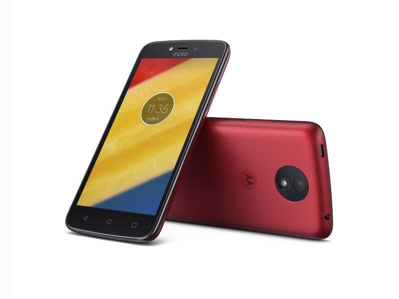 Bild zu Motorola Moto C