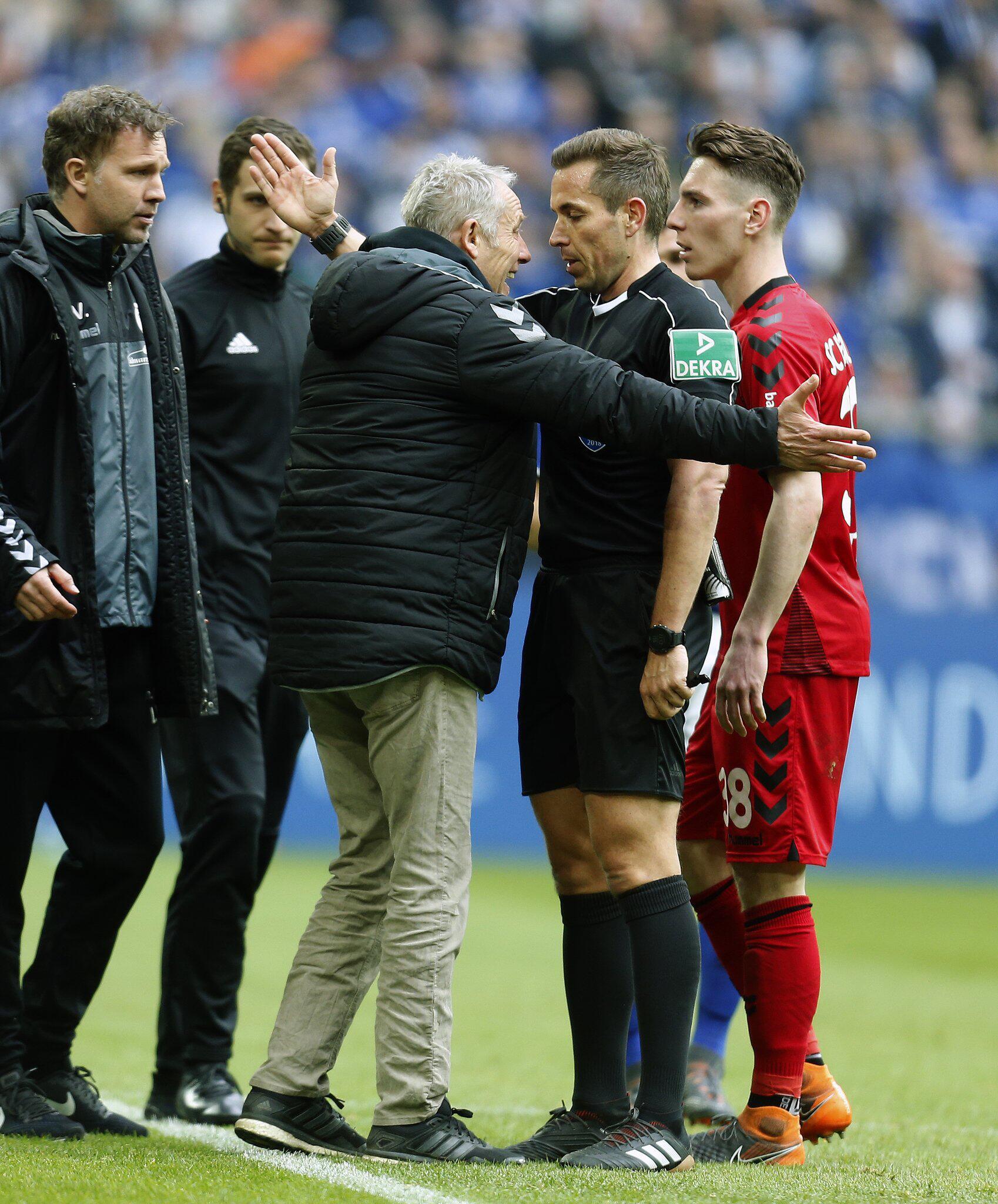 Bild zu FC Schalke 04 vs SC Freiburg