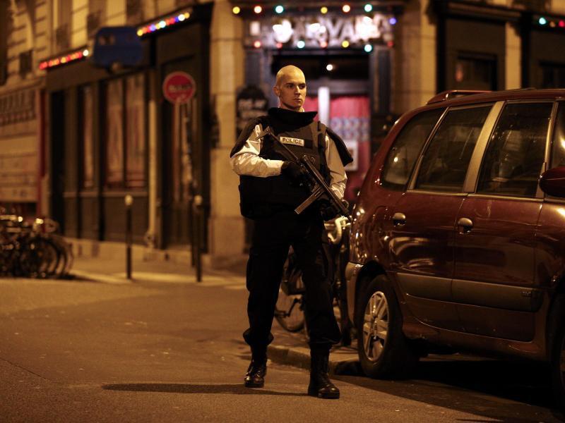 Bild zu Schüsse in Paris