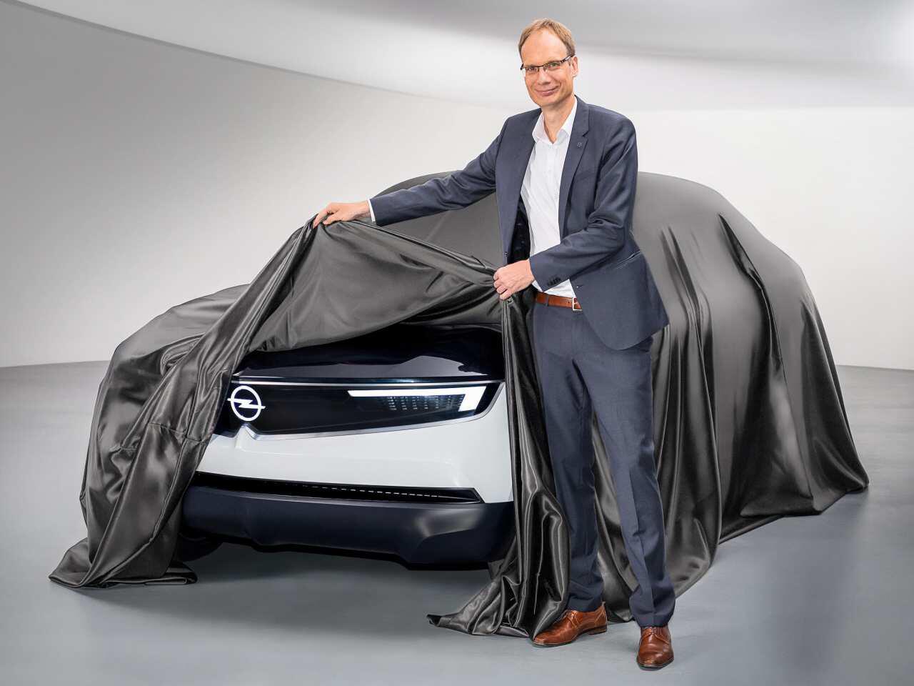 Bild zu Opel GT X Experimental