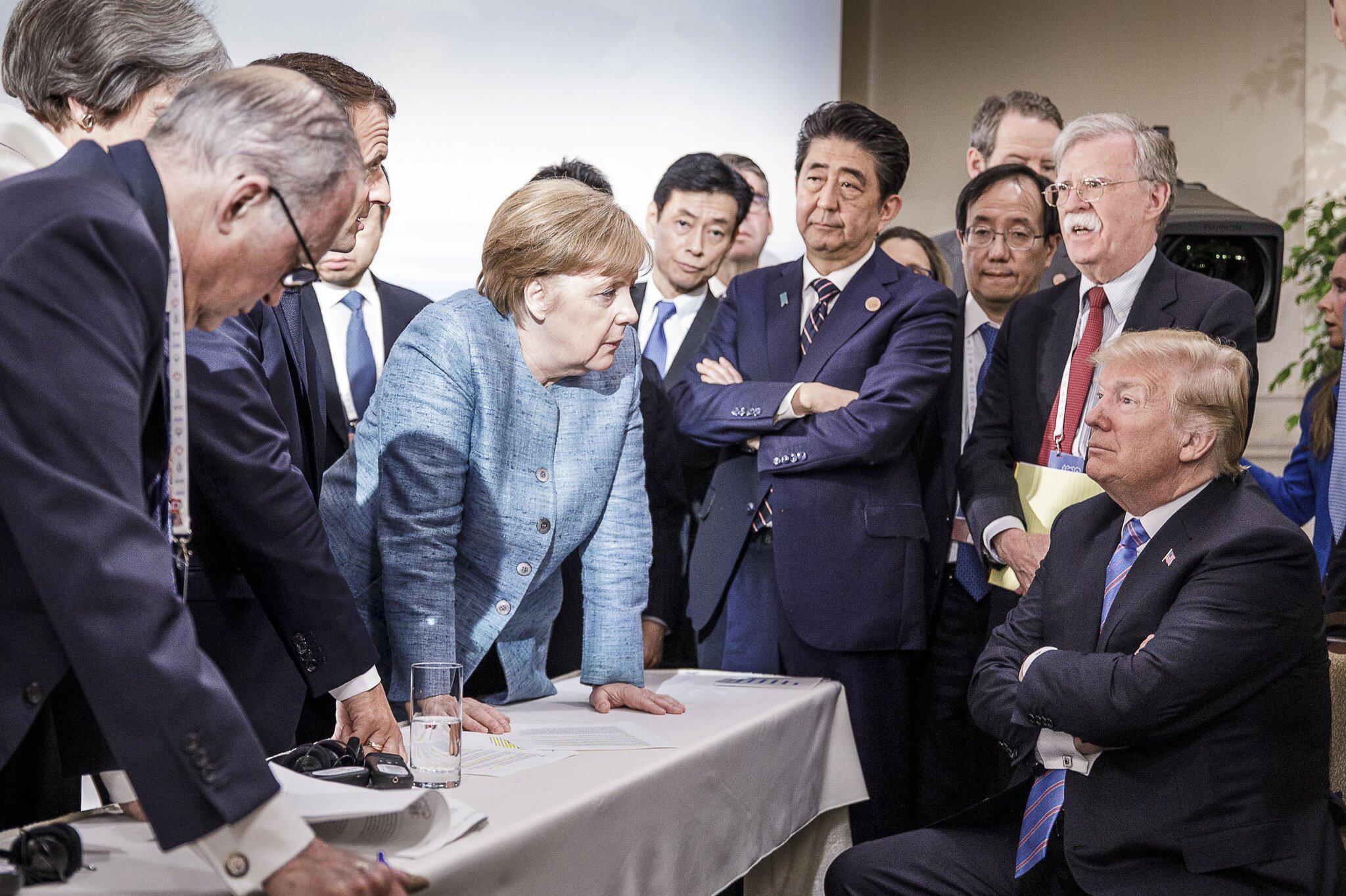 Bild zu G7-Gipfel in Kanada
