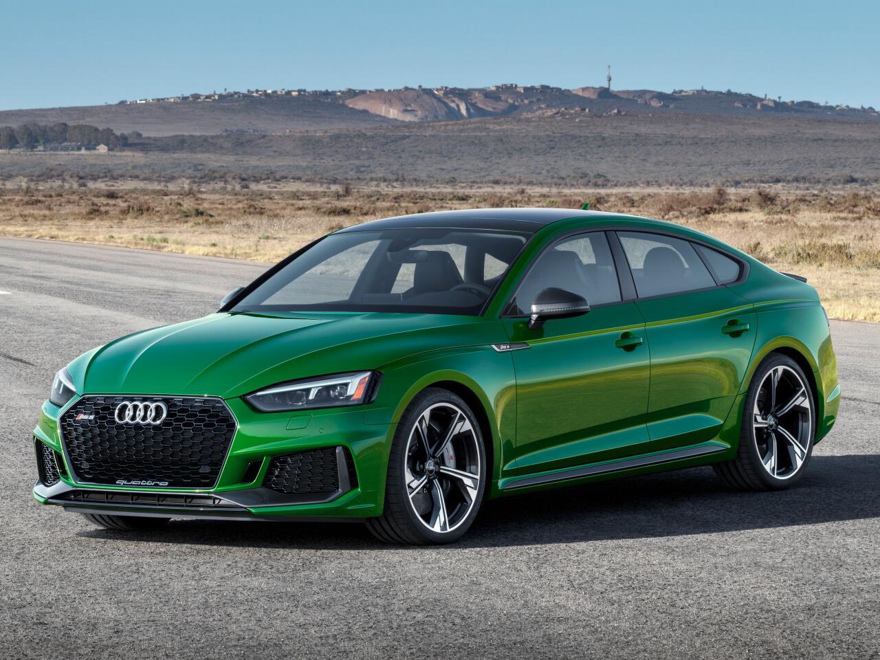 Bild zu Das kostet der Audi RS 5 Sportback