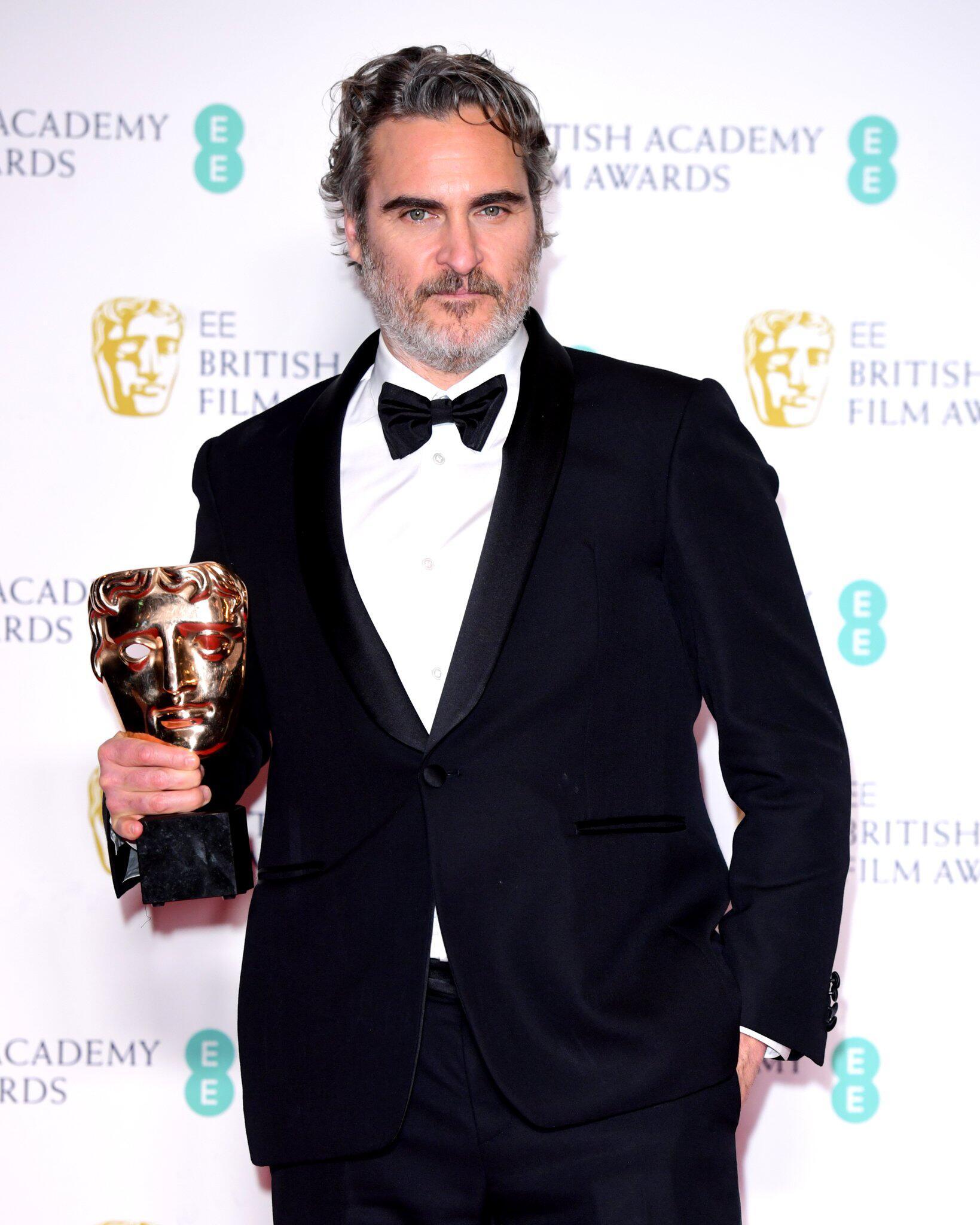 Bild zu Verleihung der BAFTA-Filmpreise 2020