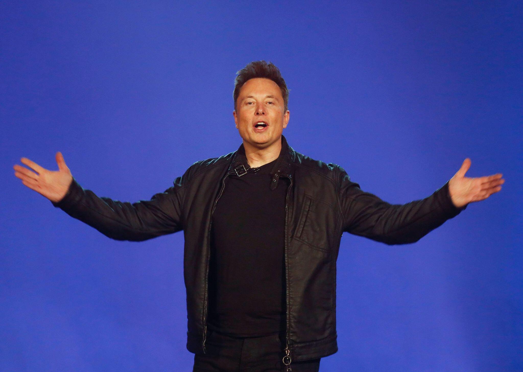 Bild zu Tesla-Chef Elon Musk