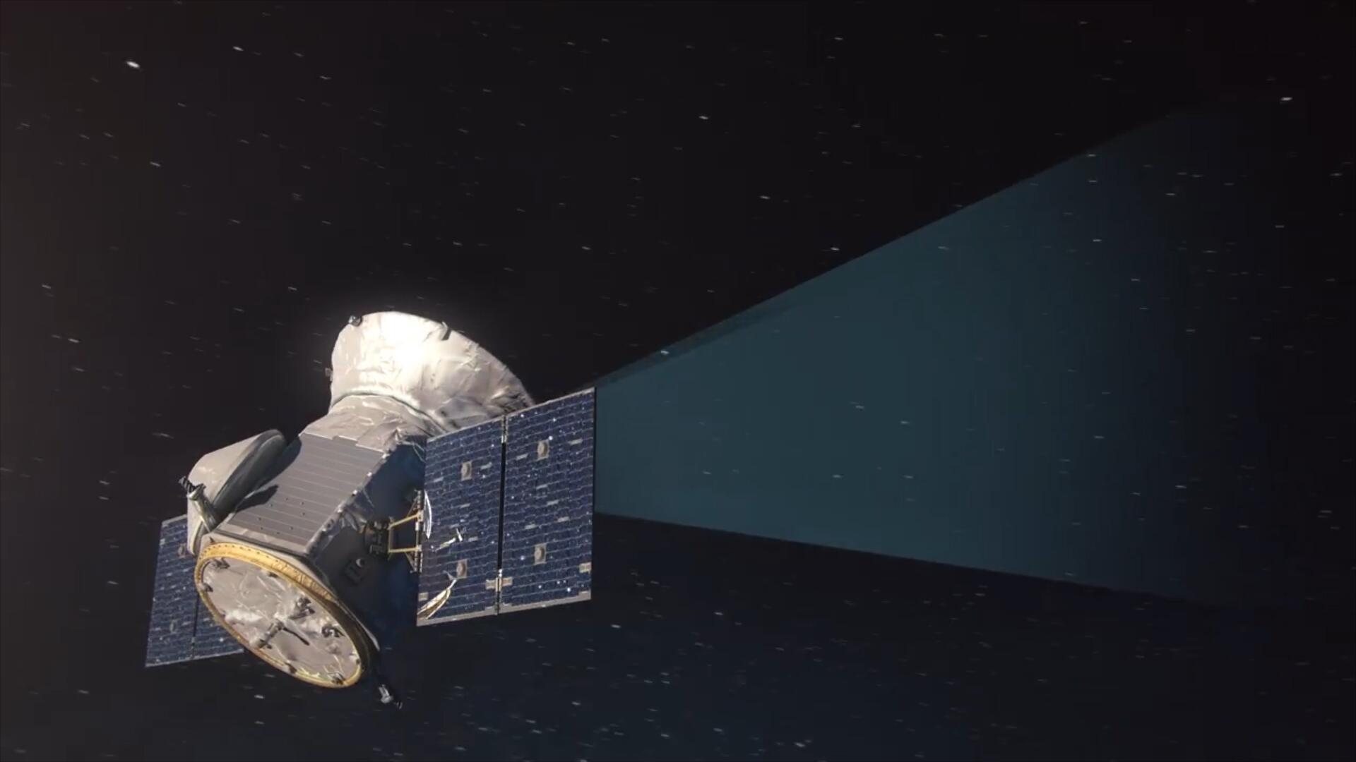Bild zu Spektakulär: NASA zeigt virtuelle Mondtour in hochauflösenden 4K