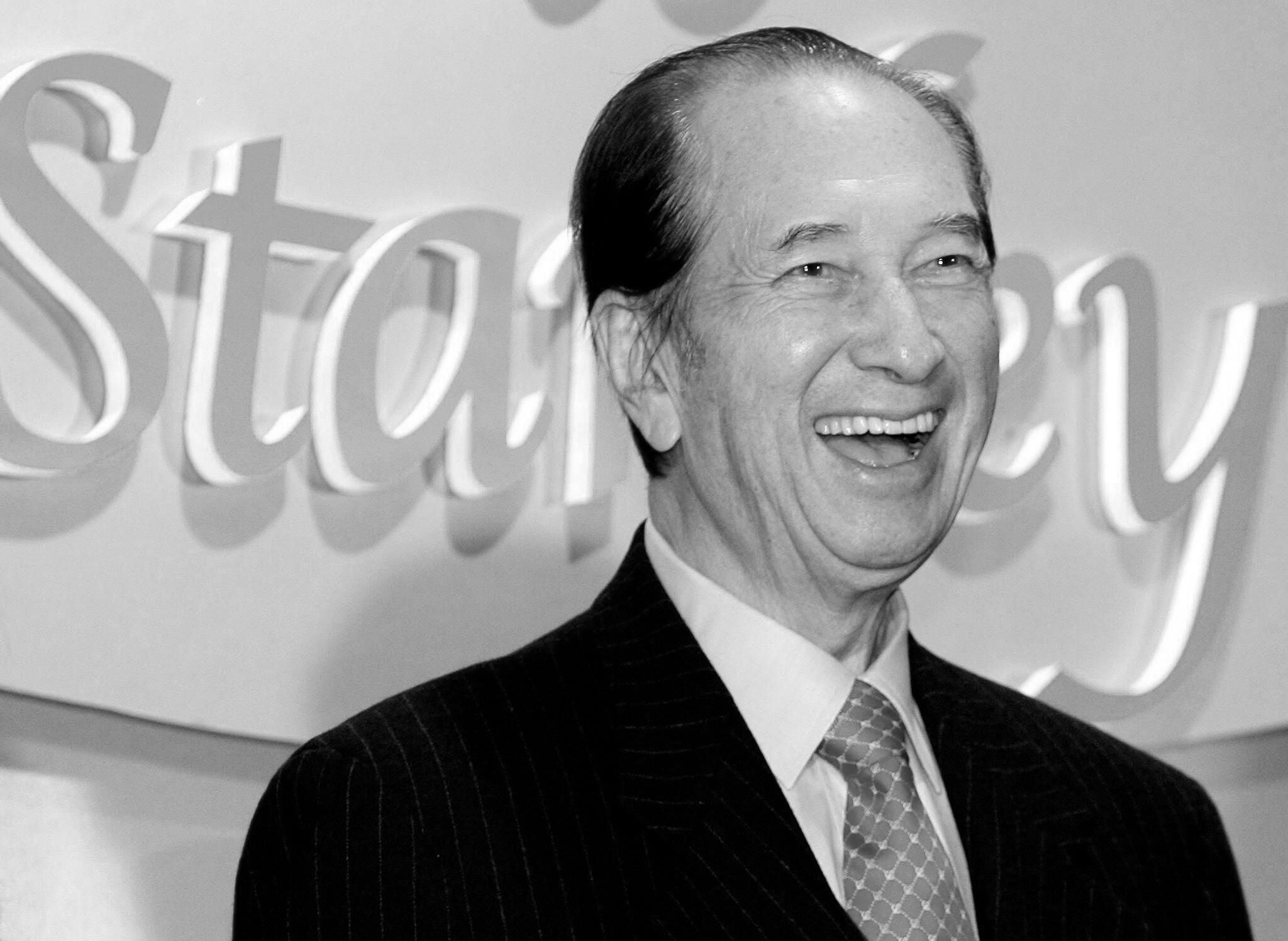 Bild zu Macaos Glücksspiel-Tycoon Ho gestorben