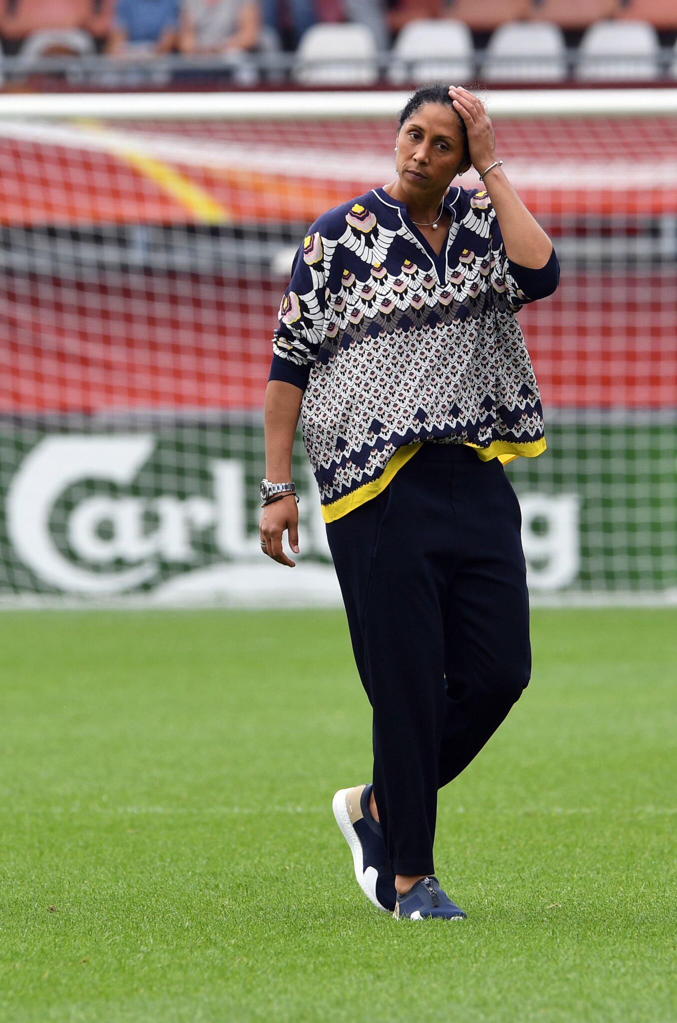 Bild zu Fussball: Deutschland - Dänemark