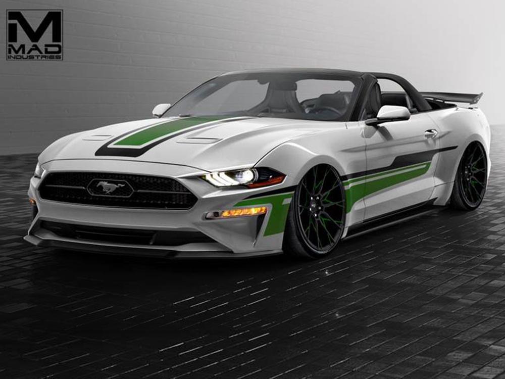 Bild zu Mustang von MAD Industries