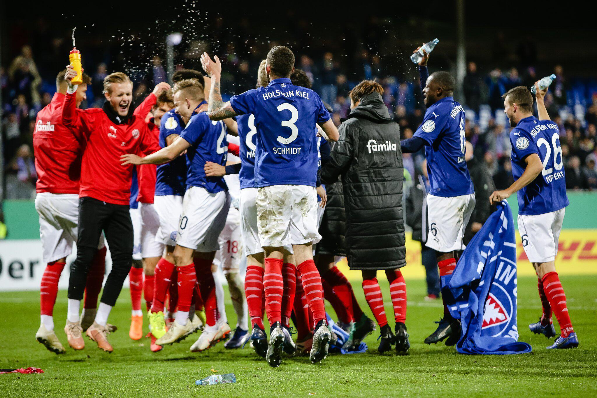 Bild zu Holstein Kiel - SC Freiburg