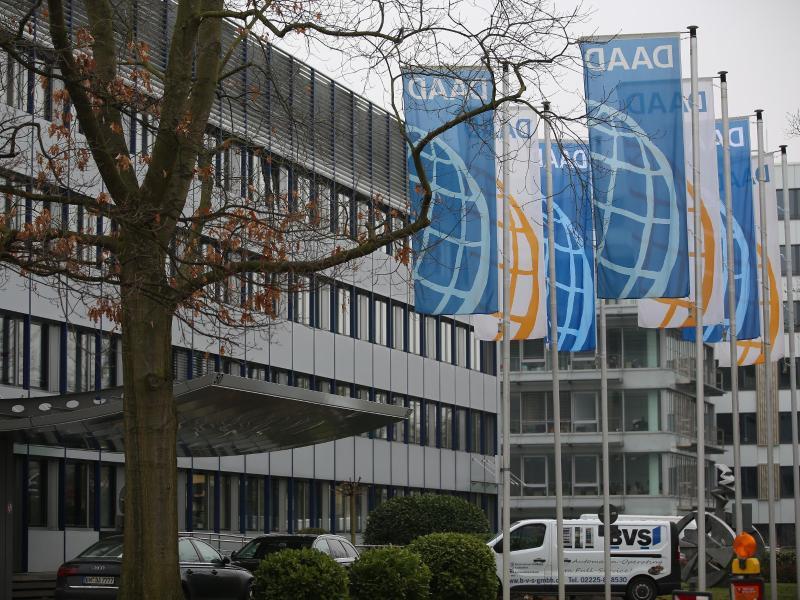 Bild zu Deutscher Akademischer Austauschdienst (DAAD)