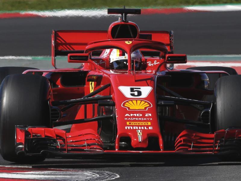 Bild zu Ferrari-Pilot