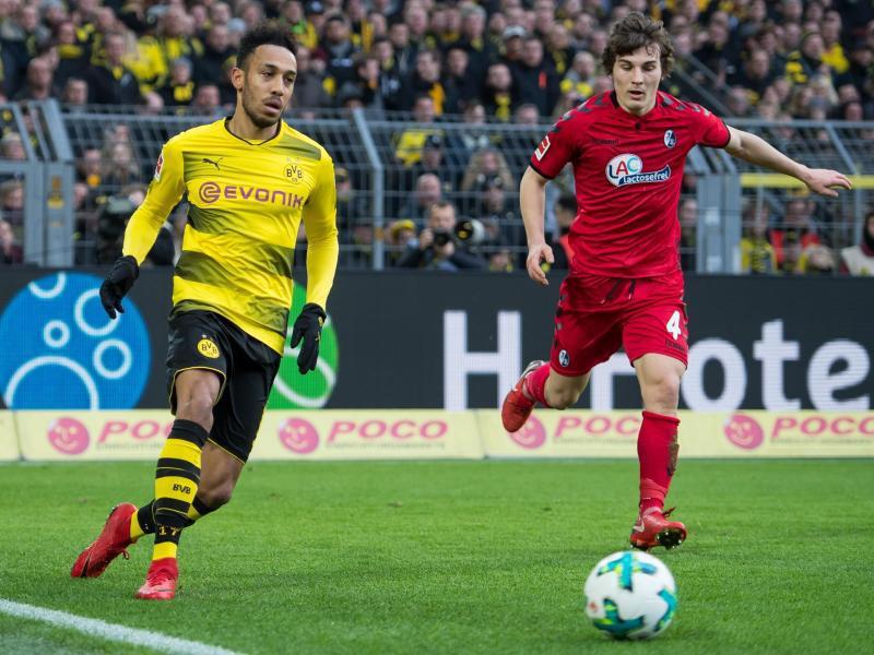 Bild zu Borussia Dortmund - SC Freiburg