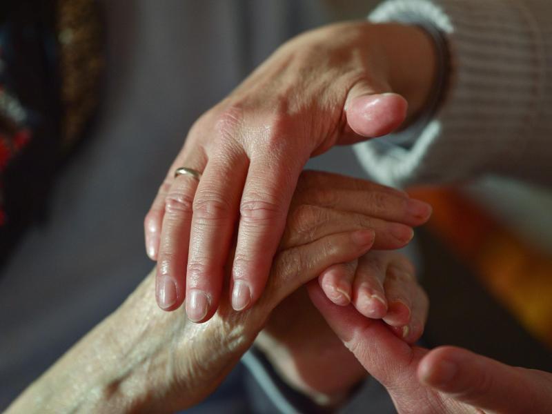 Bild zu Rente durch Pflege erhöhen